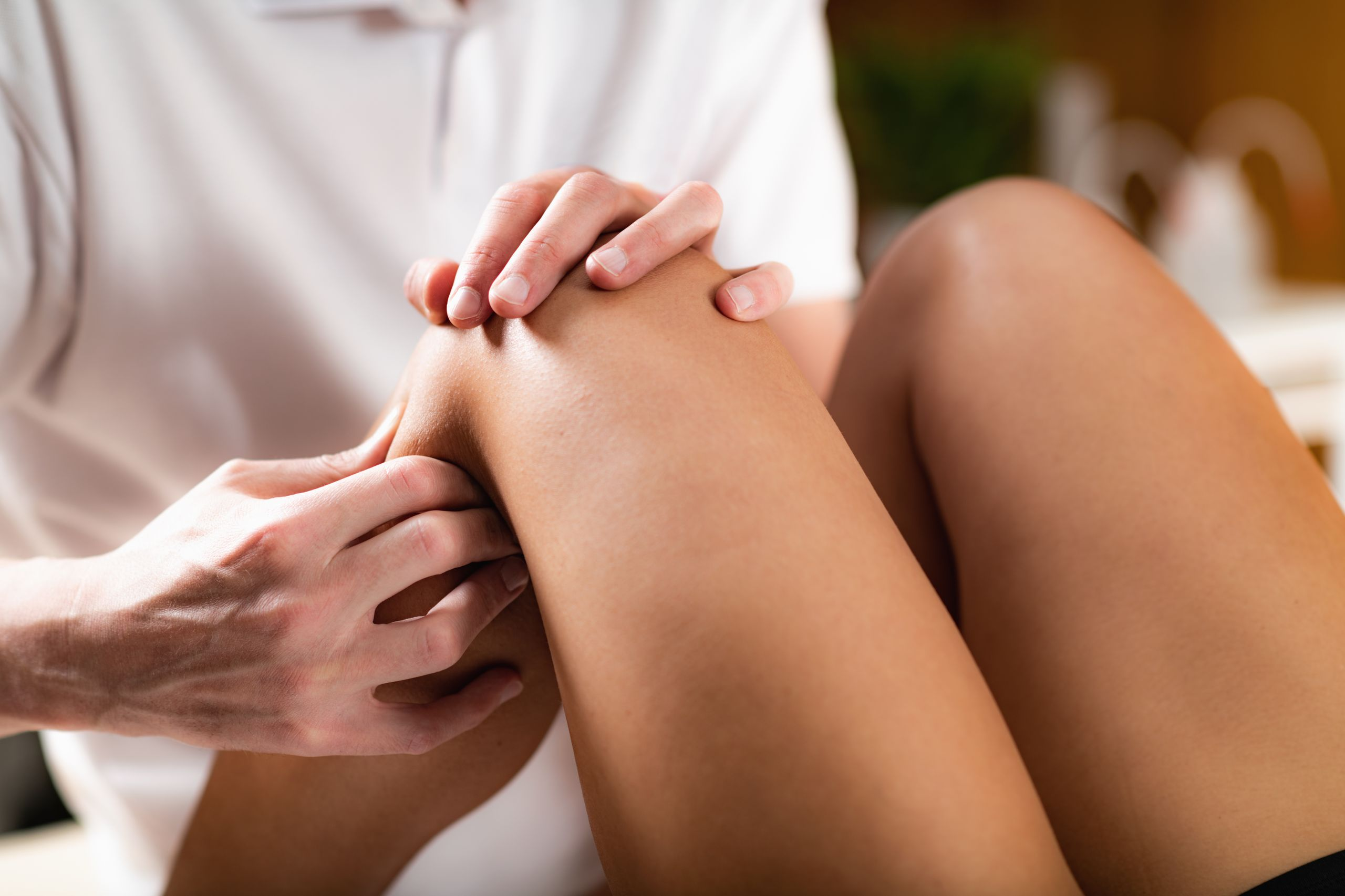 Knee Pain Osteopathy Treatment